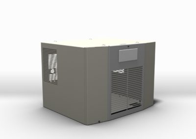 Pfannenberg Aircondition DTT top mount