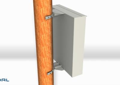 ap skap profilskap stolpefeste hydal aluminium3